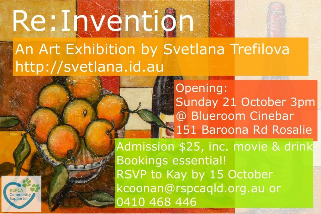 Re:Invention invitation